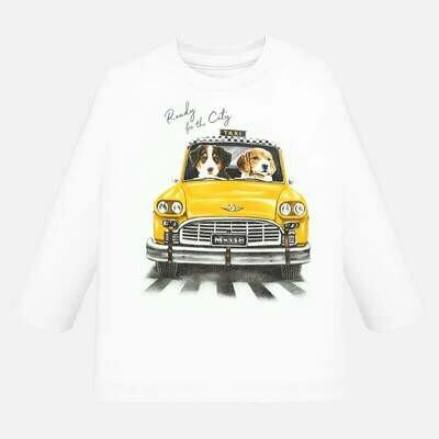Taxi T-Shirt 2020 9m