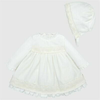 Dress Set 2813 - 12m