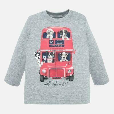 All Aboard Shirt 2027 - 24m