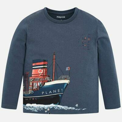 Tugboat Shirt 4036 - 7