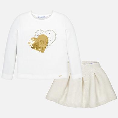 Skirt Set 4946 - 6
