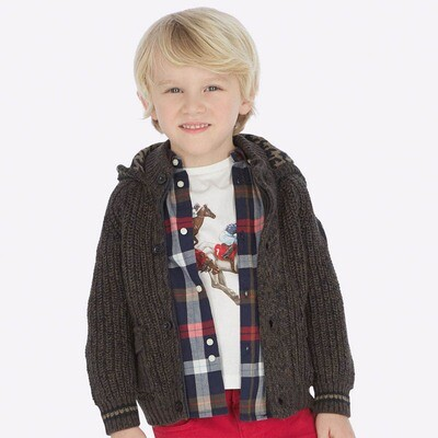 Knit Jacket 4322 - 2