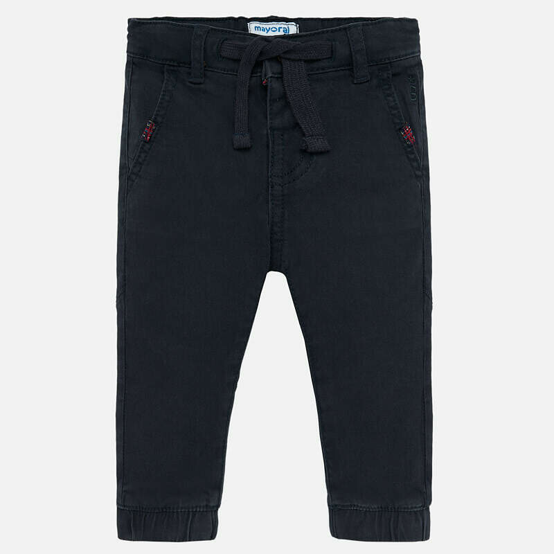 Navy Joggers 2543 12m