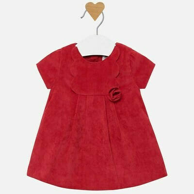 Red Cord Dress 2824 1/2m