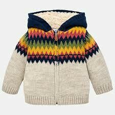 Sweater Jacket 2346 6m