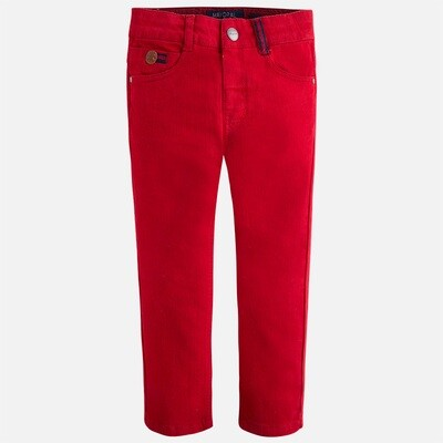 Red Pants 4511 - 3