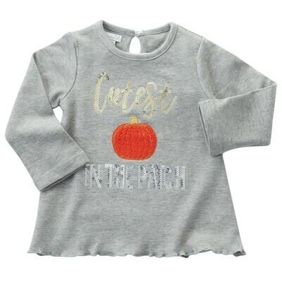 Cutest Pumpkin Shirt -L