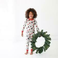 Christmas Trees PJ Set 12/18m