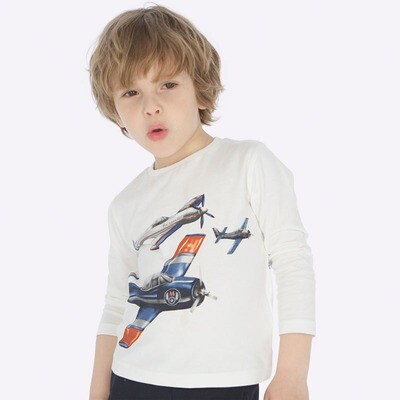 Airplane Shirt 4023 - 5