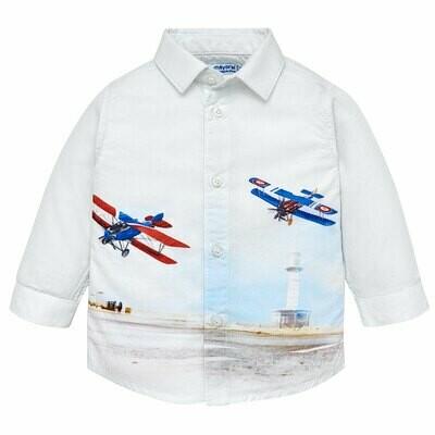 Airplane Shirt 2138 9m