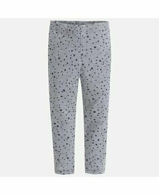 Grey Stars Leggings 3704E 7