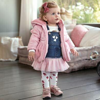 Tulle Overall Skirt 2905 - 9m