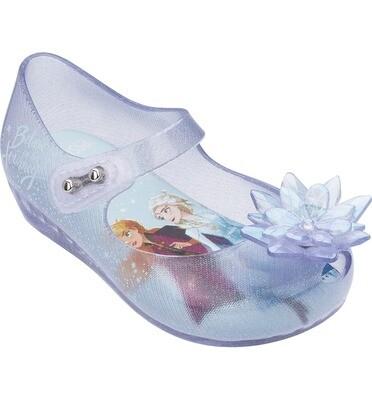 Ultragirl - Frozen, Blue Glitter 12