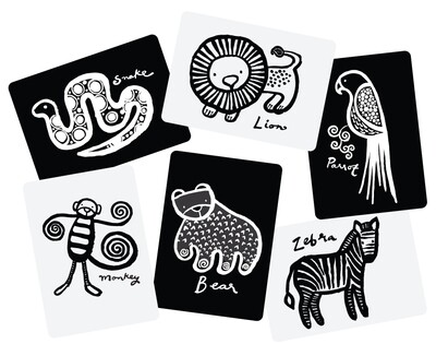 Jungle Art Cards
