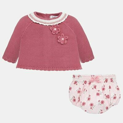 Bloomer Set 2202 - 6/9m
