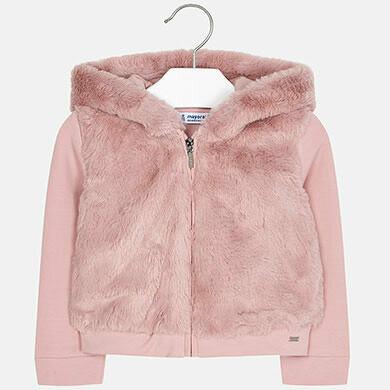 Fur Sweatshirt 4424 - 2