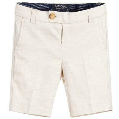 Linen Shorts 3205-8