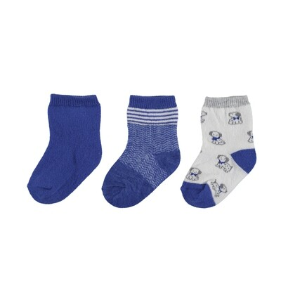 Blue Sock Set 9160 12m