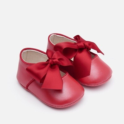 Red Bow Shoes 9214 - 16
