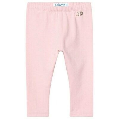 Light Pink Capri Leggings 706r  24m