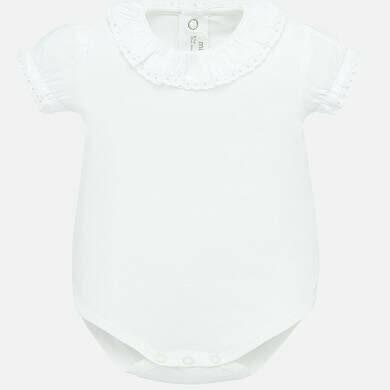 White Onesie 1782 4/6m