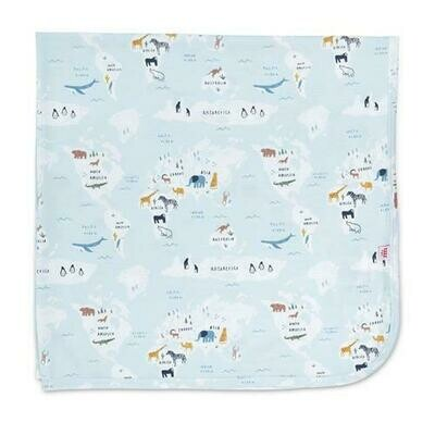 Sea the World Blanket