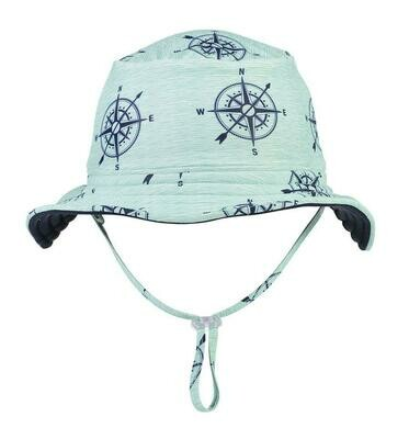 Compass Bucket Hat - S