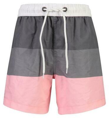 Pink-Grey Boardie - 4