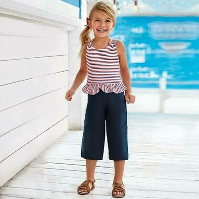 Stripes Jumpsuit 3816 7