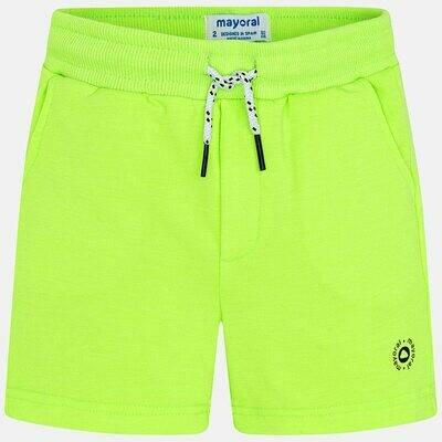 Lime Sport Shorts 611-2