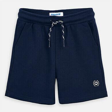 Navy Sport Shorts 611-2