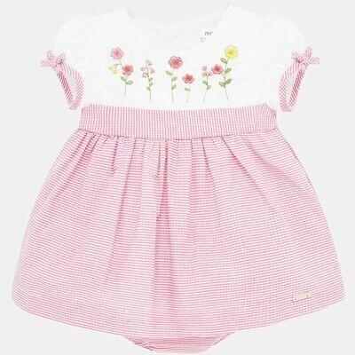 Seersucker Dress 1861 4/6m