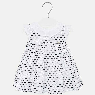 Swiss Dot Dress 1913 9m