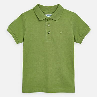 Jungle Green  Polo Shirt 150 3