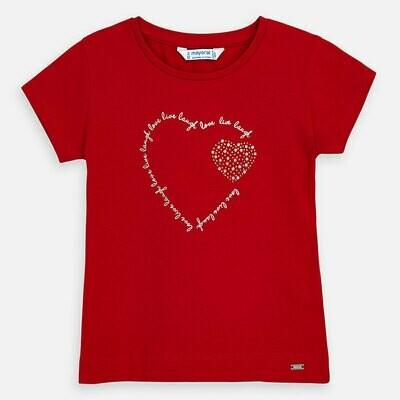 Red Heart Shirt 174 5