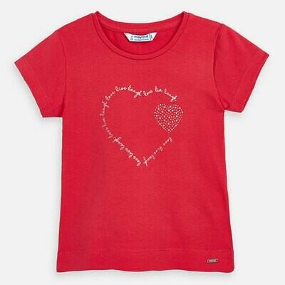 Watermelon Heart Shirt 174 5