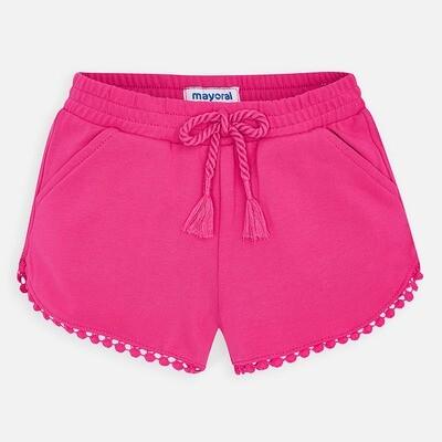 Fuchsia Play Shorts 607 3