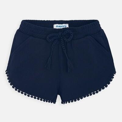 Navy Play Shorts 607 7