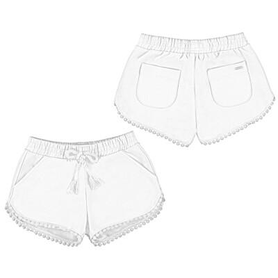 White Play Shorts 607 3