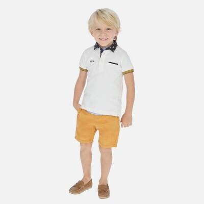 Clay Linen Shorts 3248 7