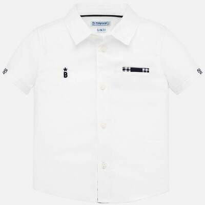 White Dress Shirt 1157 12m