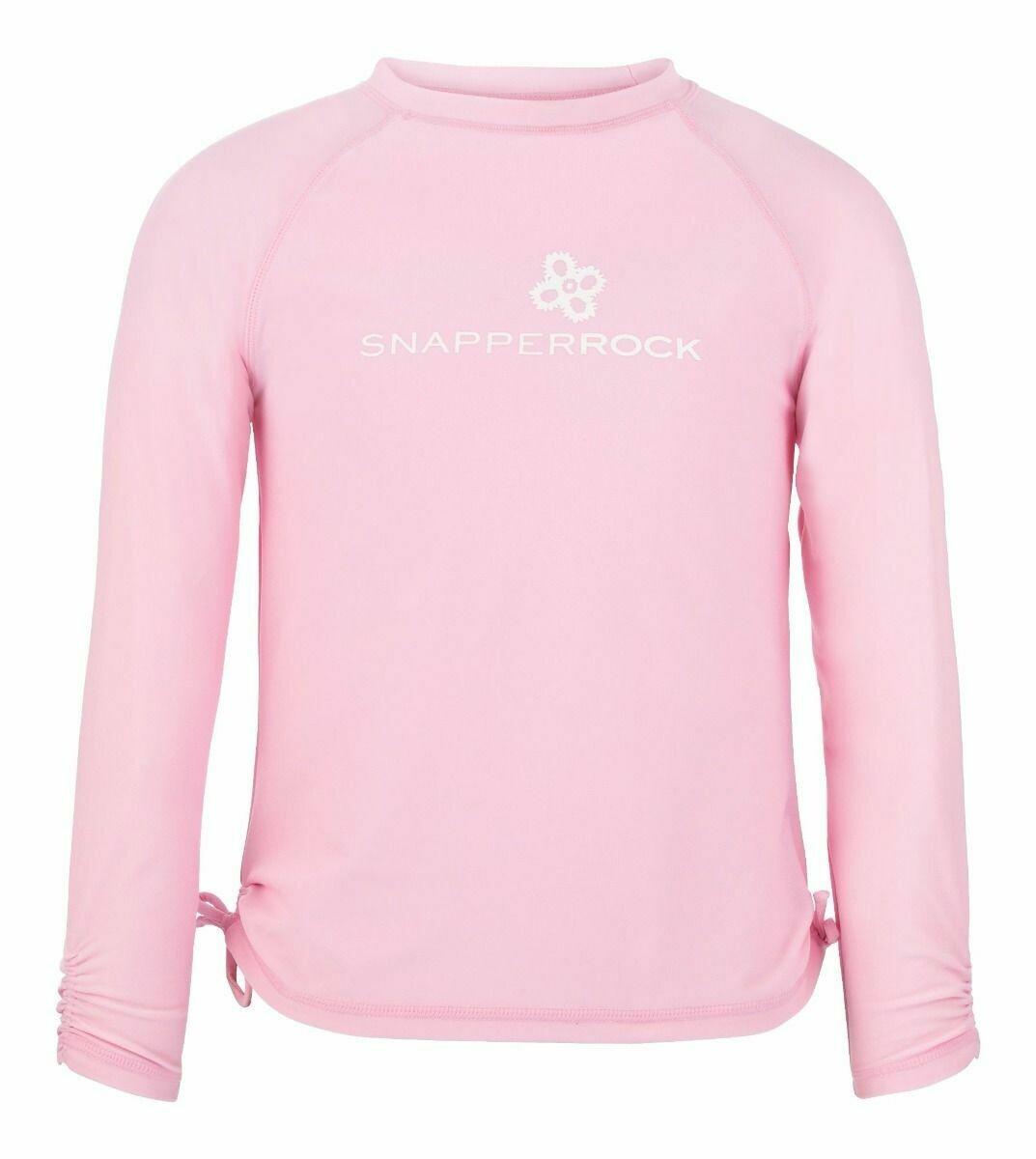 Ballet Pink LS Rash Top - 8