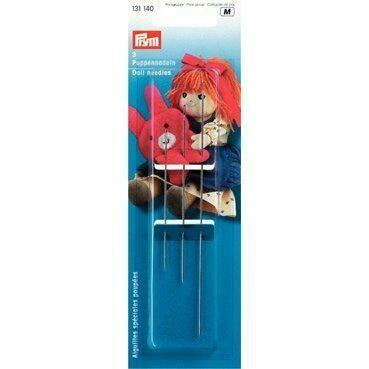 Prym Doll Needles Assorted 3 Piece Card