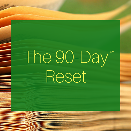The 90-Day Reset 103
