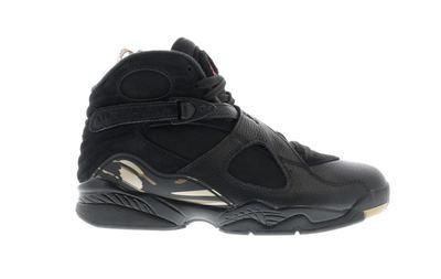 Jordan 8 Retro OVO Black