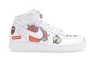 Supreme Air Force 1 Mid NBA