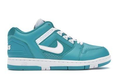 Supreme Nike SB AF2 Low Blue