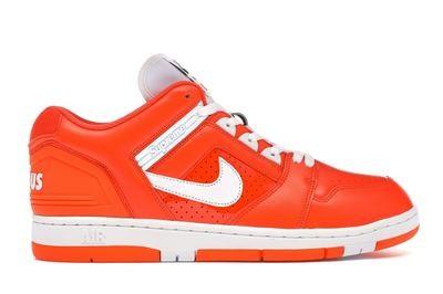 Supreme Nike SB AF2 Low Orange