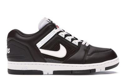 Supreme Nike SB AF2 Low Brown