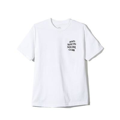 Anti Social Social Club Classic Tee White